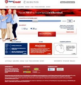 Super Credit Pożyczka Opinie Klientów Kredyt Kredit