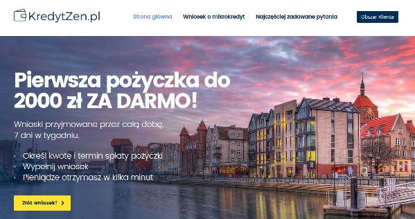 kredytzen.pl opinie