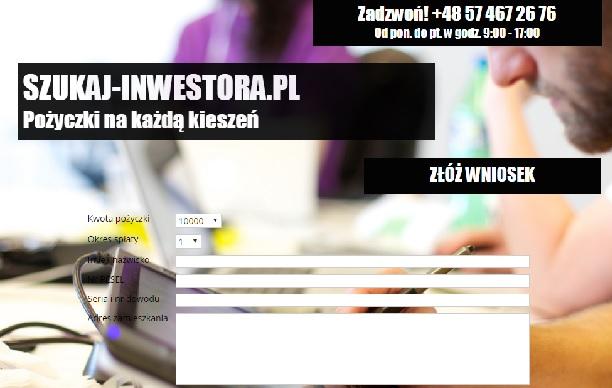 szukaj-inwestora.pl opinie
