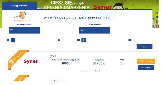 planetapozyczek.pl opinie