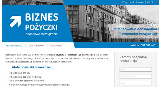 biznespozyczki.pl opinie
