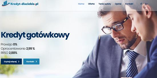 kredytdlaciebie.pl opinie
