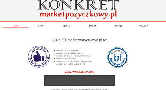 marketpozyczkowy.pl opinie - kredyty pożyczki chwilówki