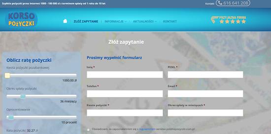 polskiepozyczki.com.pl opinie