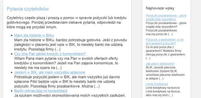 FG Pożyczki opinie kontakt www.fgpozyczki.pl
