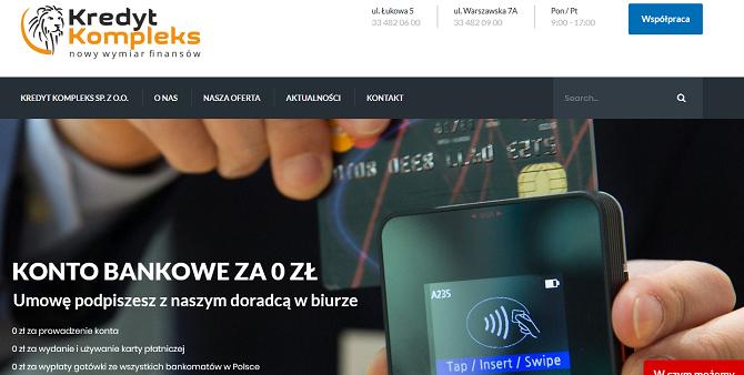 Kredyt Kompleks Opinie – kredytkompleks.pl