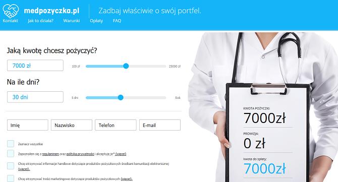 www.medpozyczka.pl opinie