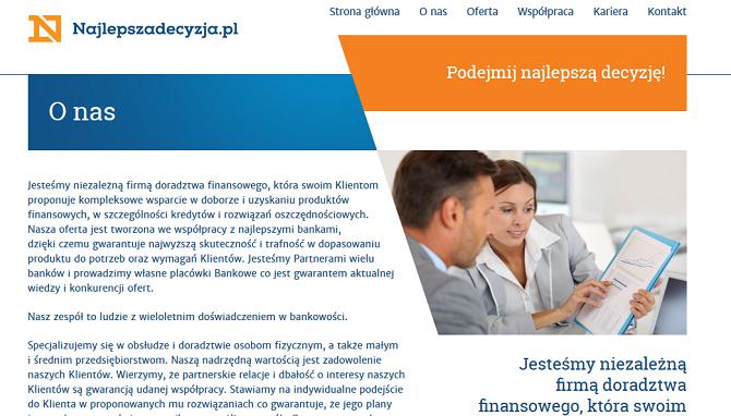 najlepszadecyzja.pl Opinie – Najlepsza Decyzja
