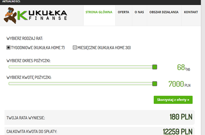 kukulka-finanse.pl opinie