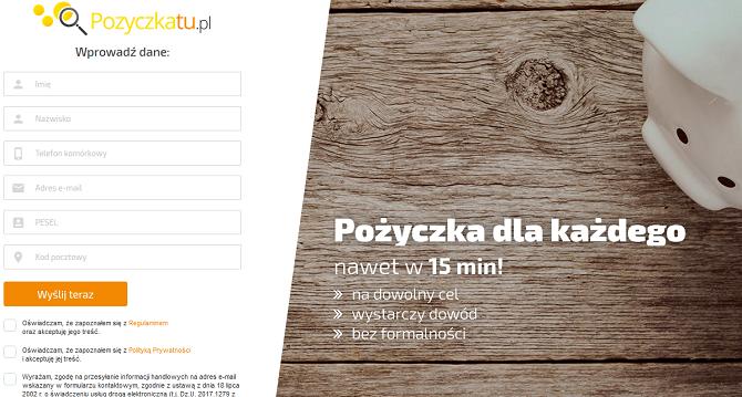 pozyczkatu.pl opinie forum