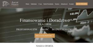 www.ascotfinance.plE Opinie