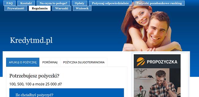 kredytmd.pl opinie