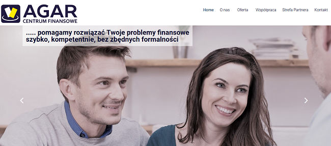 AGAR Kredyty Opinie agarkredyty.pl (23 Opinie)