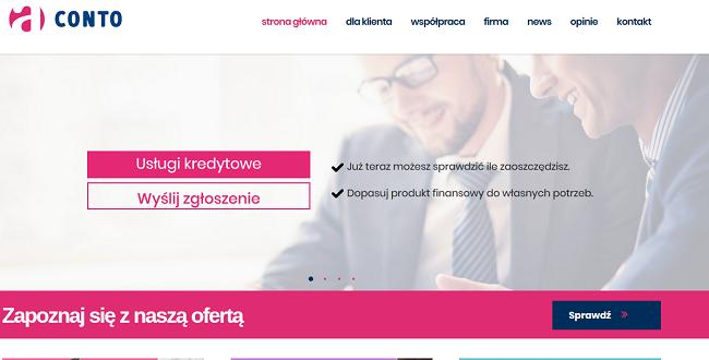 Aconto Opinie aconto.pl (34 Opinie)