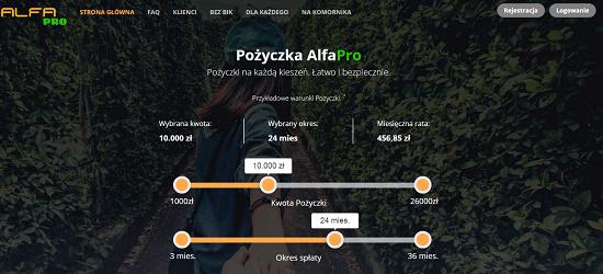 AlfaPro Opinie alfapro.pl (23 Opinie) Forum
