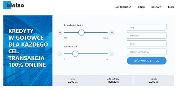 binixo opinie klientów binixo.pl (34 Opinie)
