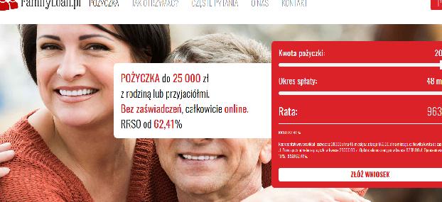 familyloan.pl opinia klienta