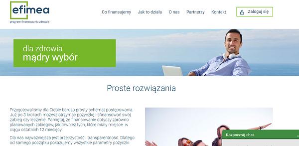 www.efimea.pl opinia klienta