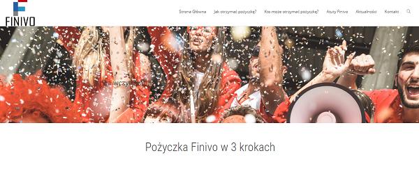 finivo.pl opinia klienta firmy
