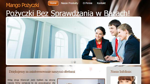 Mango Pożyczki opinie mangopozyczki.pl (23 opinie)
