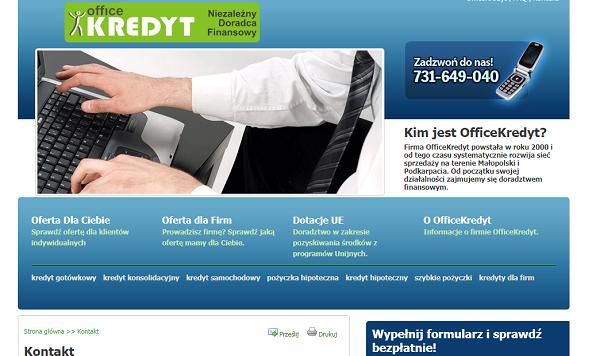 pożyczki i kredyty w krakowie