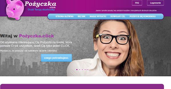 Opinia o Click Pożyczki