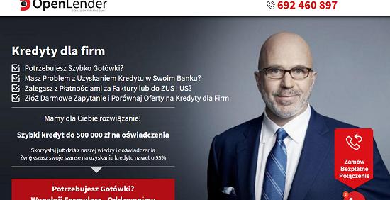 Kredyt Dla Firm 24 Opinie kredytydlafirm24.pl (22 opinie)