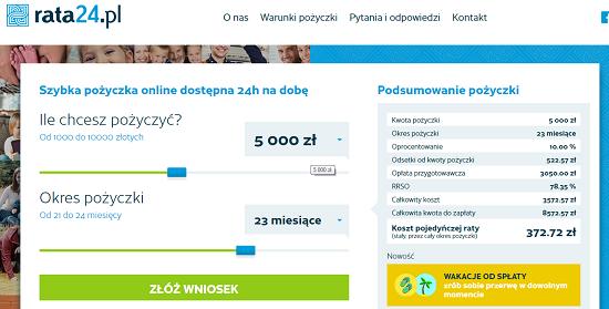 rata24 opinie rata24.pl (34 opinie) forum