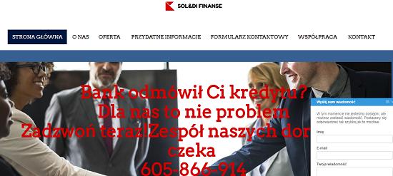 Soldi Finanse Opinie soldi-finanse.pl (24 opinie) forum