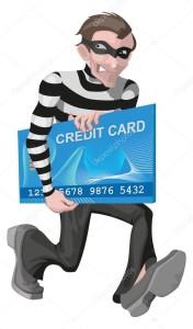 Kredzież pieniędzy z konta