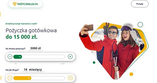 pozyczkalux.pl opinie Pożyczka Lux (22 opinie)