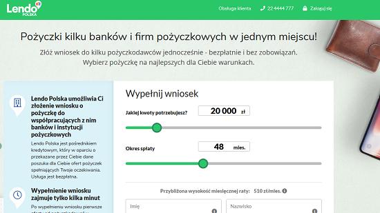Lendo Polska Opinie lendopolska.pl (24 opinie)