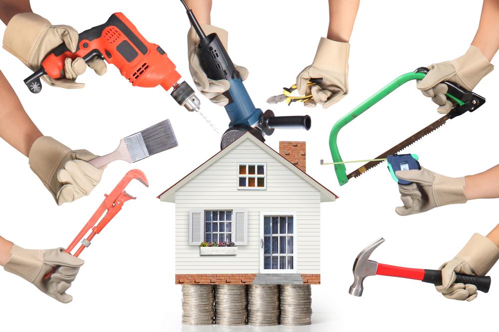 Pożyczka na remont lub rozbudowę domu czy mieszkania